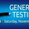 General Testing — November 2014