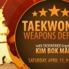 Weapons Defense Seminar