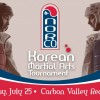 NORCO Korean Martial Arts Tournament