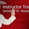 Instructor Training 2015