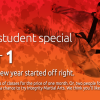 New Student Special February 2017