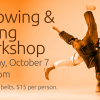 Throwing and Falling Workshop