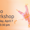 Judo Workshop – April
