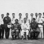 1968 Indonesia. Grandmaster Kim first row and center.