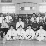 1968 Indonesia. Grandmaster Kim second row, third from the left.