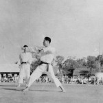 Early Taekwon Do drills in the late 1950s/early 1960s.