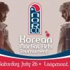 Norco Korean Martial Arts Tournament