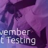 November 2017 Testing