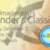 Grandmaster Kim's Founder's Classic Tournament